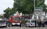 ISIS se atribuye ataque en iglesia de Saint Etienne du Rouvray