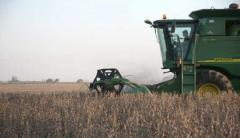 Inversión en maquinaria agrícola cayó 57%