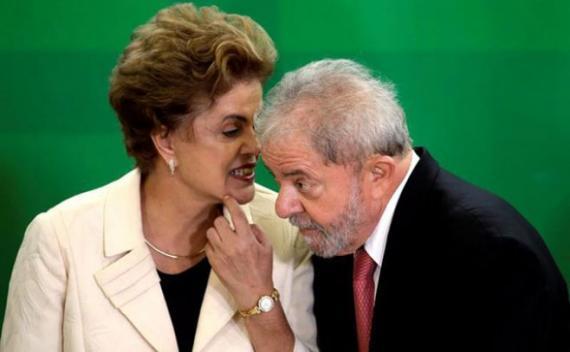 Rousseff y Lula desisten de ir a la apertura olímpica