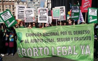 120 mil firmas para liberar a joven condenada por aborto espontáneo