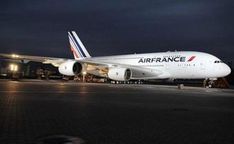 Huelga de empleados de Air France no afectará servicio en Uruguay
