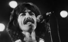 La familia de George Harrison publicará un material inédito
