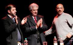 El Pit-Cnt se disculpó y Vázquez aceptó reanudar el diálogo
