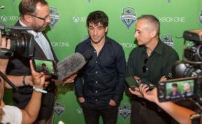 Lodeiro fue presentado en los Seattle Sounders de la MLS