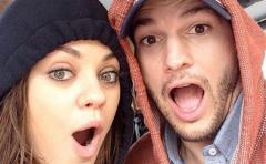 Ashton Kutcher y Mila Kunis tienen casa a prueba de bebés