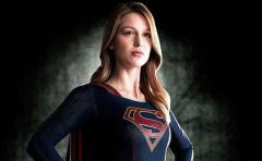 La primera foto del Superman que aparecerá en Supergirl