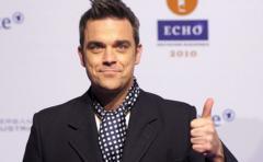 Robbie Williams tiene sus propios emoticones