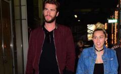 Miley Cyrus y Liam Hemsworth cantaron juntos