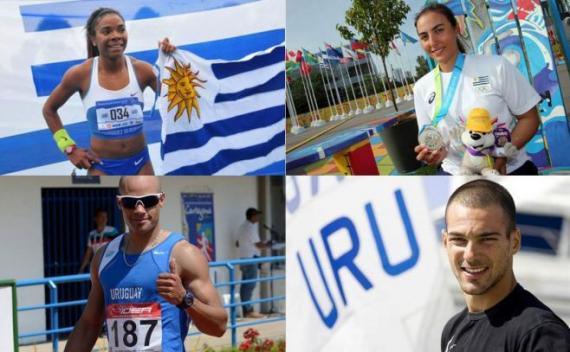 Los uruguayos aguardan su debut en los JJOO