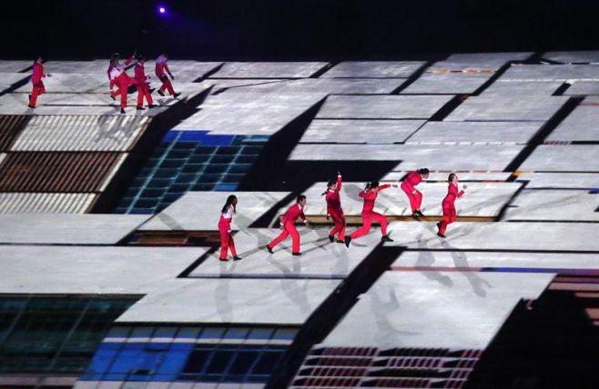 Juegos Olímpicos: la fiesta comenzó en Río. EFE
