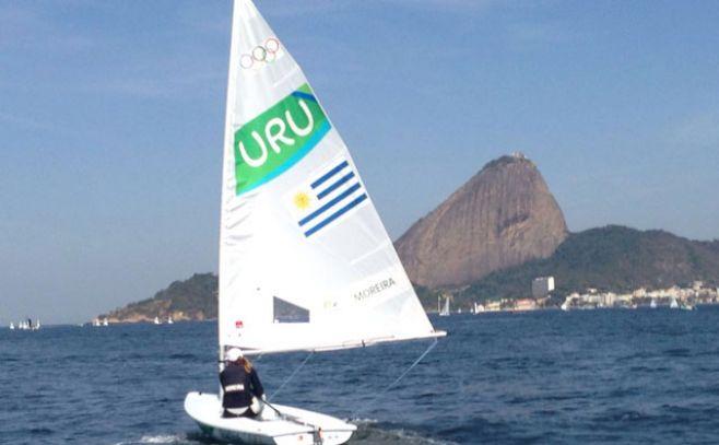 Lola Moreira está 26º en la tabla general
