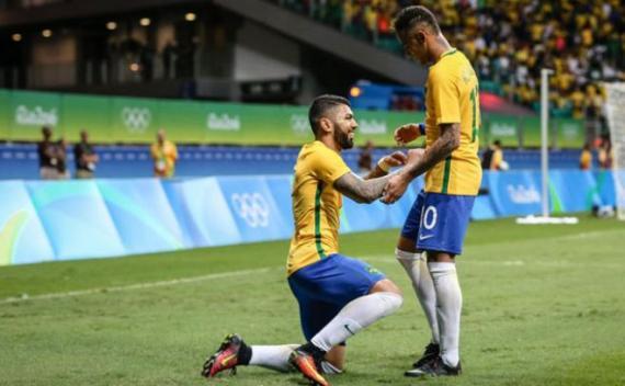 Apareció Brasil y se metió en cuartos de final