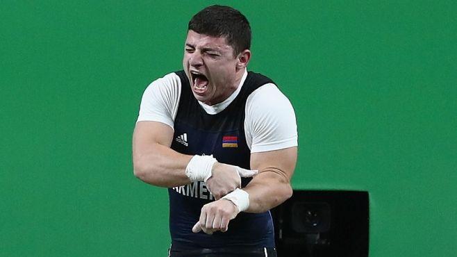 Lesiones en Juegos Olímpicos