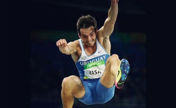 Lasa alcanzó el diploma olímpico