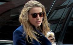 Amber Heard declaró durante siete horas contra Depp