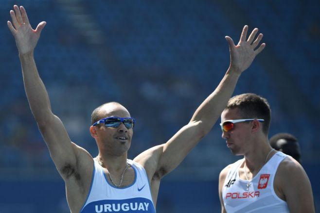 Andrés Silva Semifinalista Olímpico