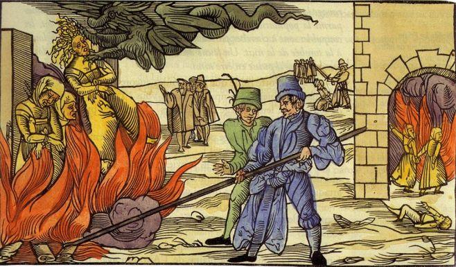 Herejías en la Edad Media