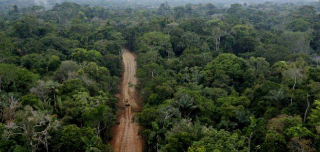 Amazonia Ecuador . ©Ecuavisa