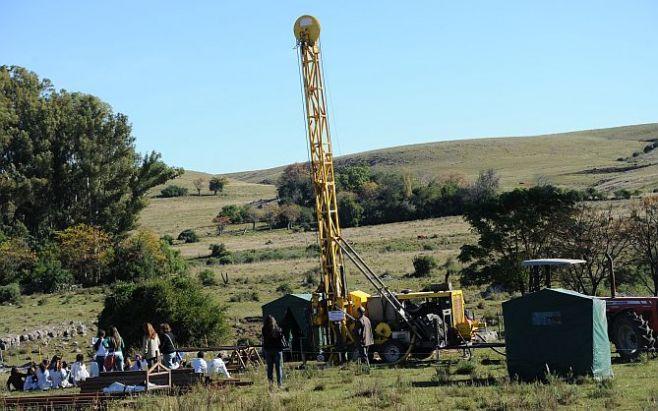 Exploración petrolera en Uruguay. ©La República