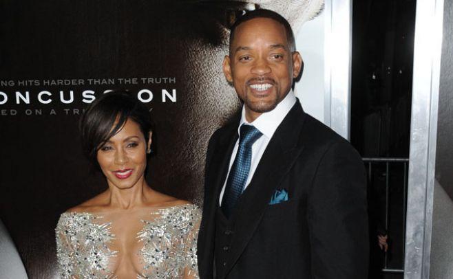 Will Smith y Jada Pinkett Smith acuden a terapia de pareja