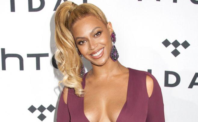 Beyoncé disfruta de sus vacaciones en familia