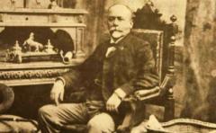169 aniversario del nacimiento de Francisco Piria