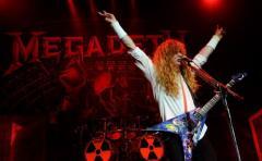 Megadeth cancela concierto en Asunción por falta de seguridad
