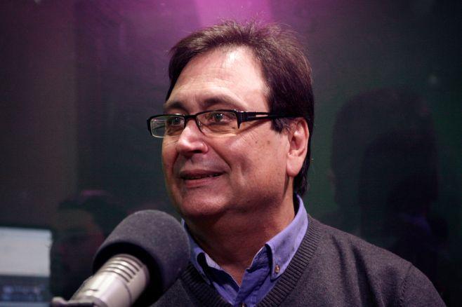 Julio C. Paillex. (C) Lucía Varela