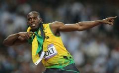 Usain Bolt de fiesta en Río celebrando su cumpleaños