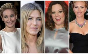 La lista de actrices mejor pagadas del 2016