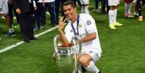 """Cristiano: """"En trofeos, ha sido mi mejor temporada"""""""