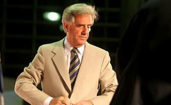 Vázquez irá a acto conmemorativo en helicóptero de la Fuerza Aérea