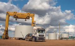 Bancos germanos KfW y Helaba financian parque eólico Peralta