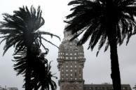 Advertencia naranja se extiende para todo el Uruguay