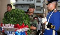 Ocho militares asesinados por atentado en Paraguay