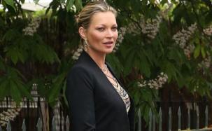 Kate Moss será la madrina de la hija de Liv Tyler