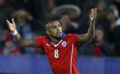"""Vidal: """"La selección de Chile es la más fuerte del mundo"""""""