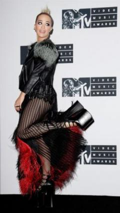 MTV Video Music Awards: los looks de la alfombra roja