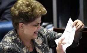 Senado de Brasil debate destitución de Dilma Rousseff