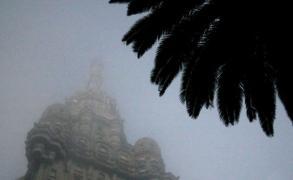 Advertencia amarilla por niebla para todo el país
