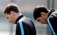 Suárez vs. Messi: la batalla en las redes sociales