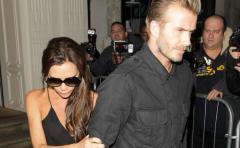Victoria Beckham estaba ebria cuando conoció a su marido