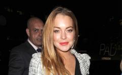 Lindsay Lohan sigue esperando una disculpa de su expareja