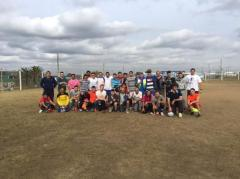 Comcar: 100 reclusos practican Rugby