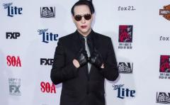 Marilyn Manson defendió  a su amigo Johnny Depp
