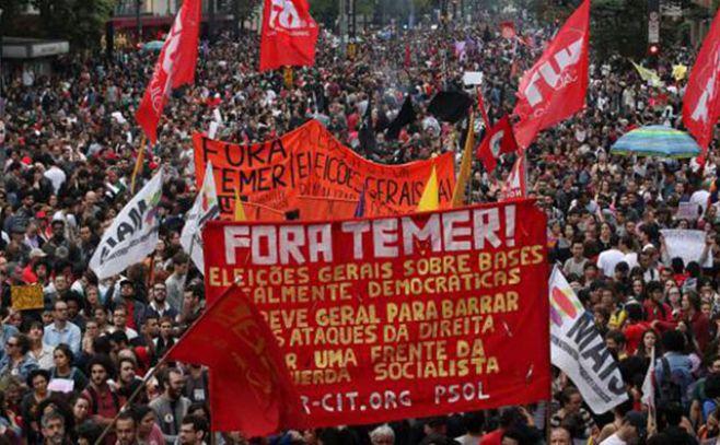 Brasil volverá a crecer: Michel Temer