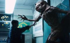 """El actor detrás del monstruo de """"Stranger Things"""""""