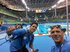 Gonzalo Dutra debuta los Paralímpicos en próximo jueves