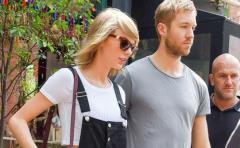 Calvin Harris crítico con su separación de Taylor Swift