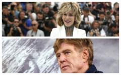 Robert Redford y Jane Fonda volverán a trabajar juntos